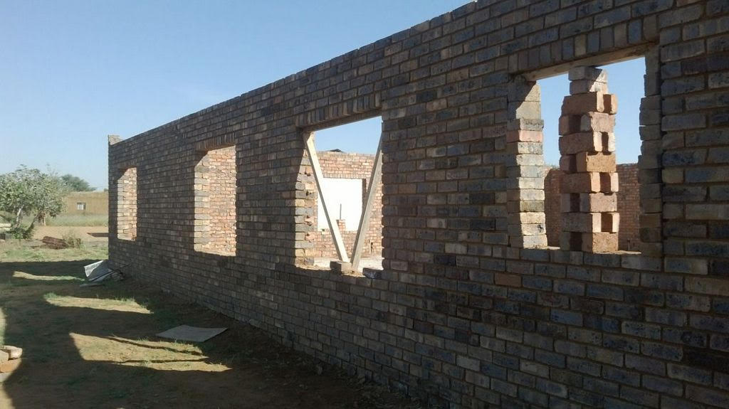 Come Help Us Build a Building in South Africa!