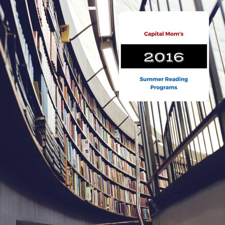 Free 2016 Summer Reading Programs for Kids
