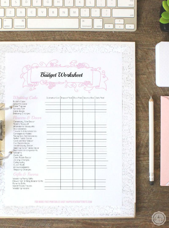 wedding binder template