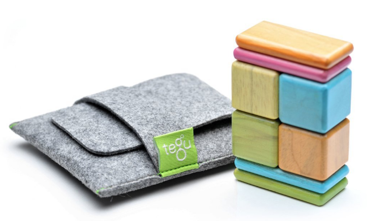 Get this Tegu Magnetic Wooden Block Set for just $17 -- the lowest price ever on record!