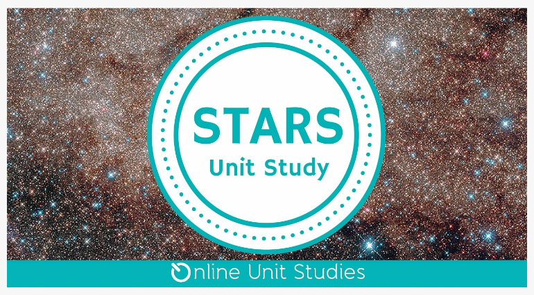 Sign up for a free online Stars unit study!