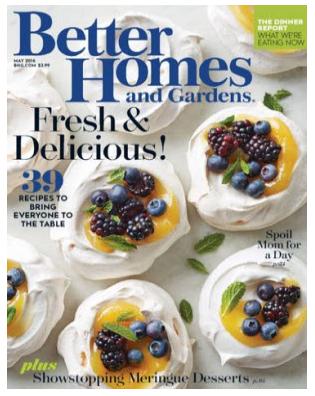 Free Better Homes Gardens Magazine Subscription Money