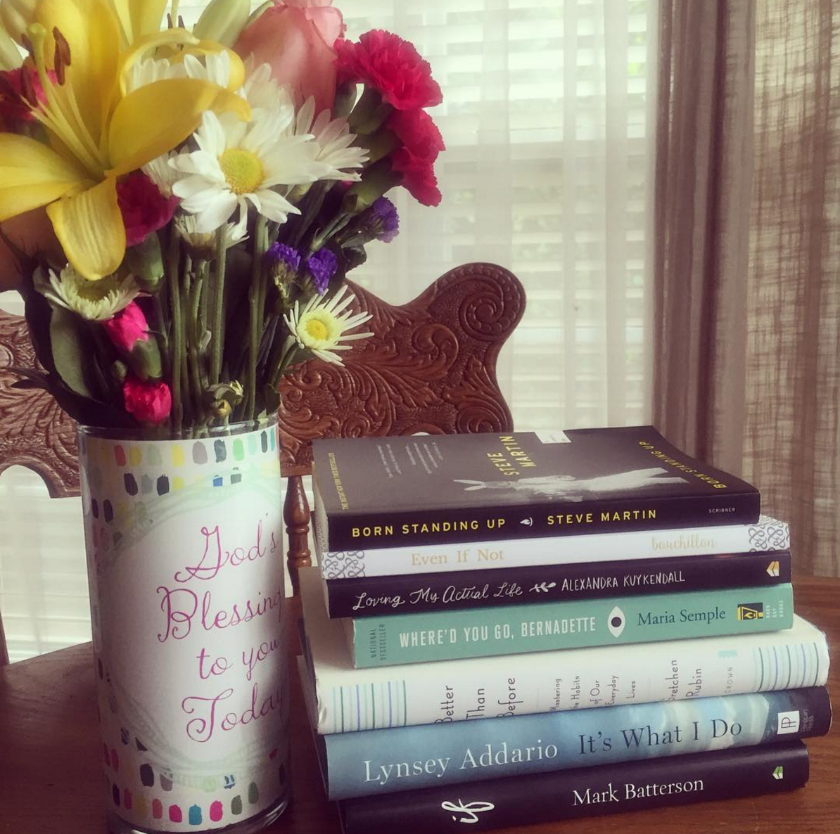 The 8 Books I Read Last Week + What I'm Reading This Week