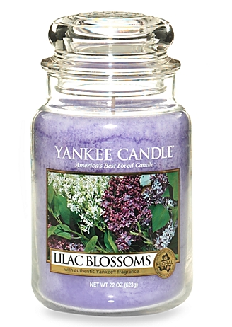 Get a large Yankee Candle and candle snuffer for FREE after rebate!