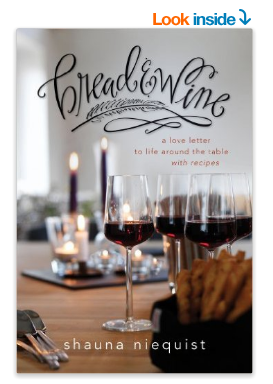 Get the Bread & Wine eBook for just $1.99 today!