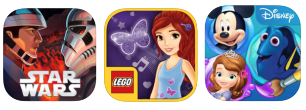 Download over $85 worth of free iTunes apps today -- including 8 new Disney and LEGO apps!