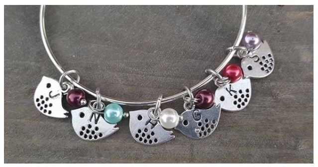 Get a Family Birdie personalized bracelet for just $5.99 + shipping!