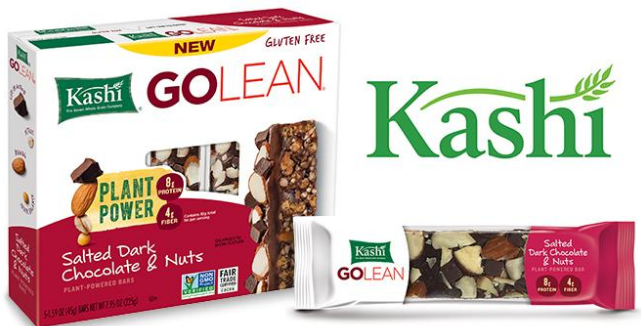 Get free Kashi GoLean Bars at CVS right now!