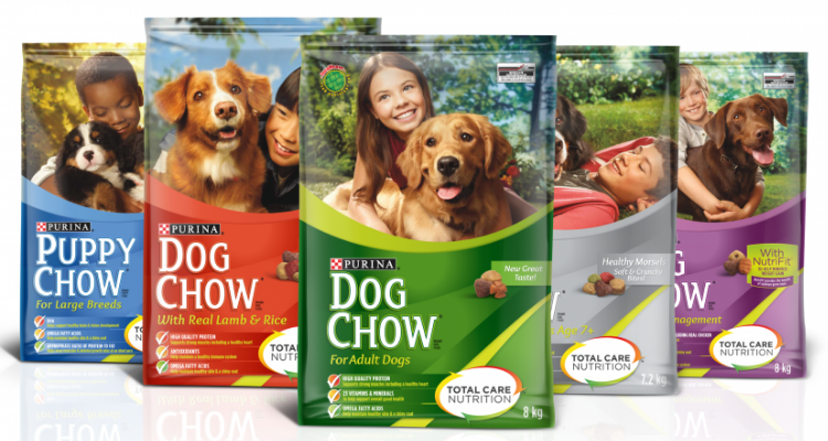 Get Purina Dog Chow or Puppy Chow for just $0.99 at Target!