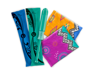Sign up for a free U By Kotex sample pack!