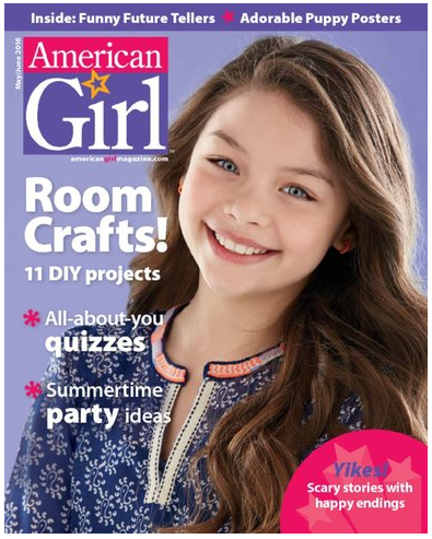 RARE! American Girl Magazine Subscription for just $13.95!