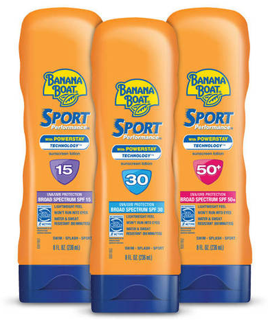 Get Banana Boat Sunscreen for just $1.69 at Target right now!