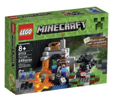 Shop the LEGO Minecraft Sale!