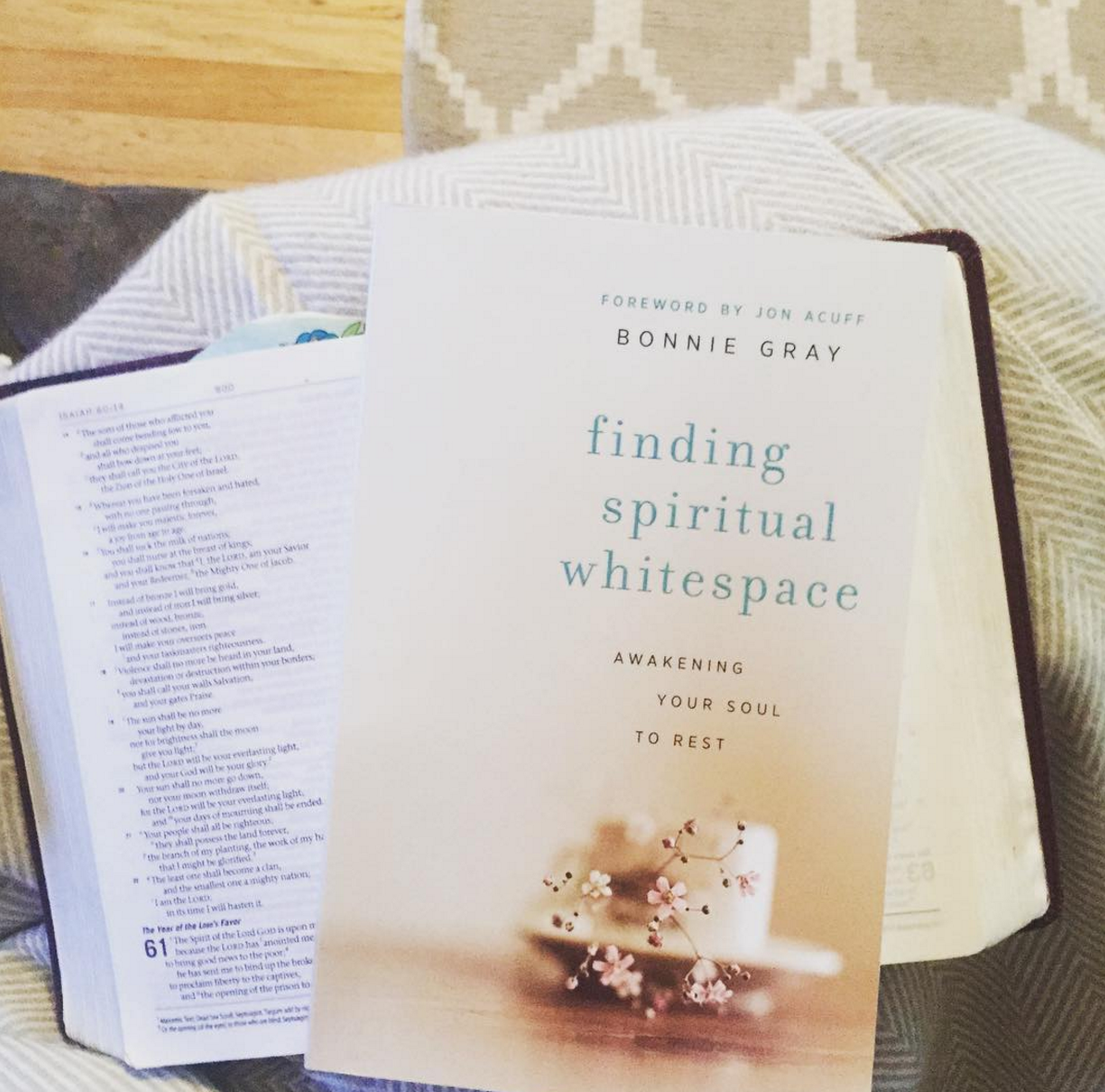 Get Finding Spiritual Whitespace for just $1.99 on Amazon