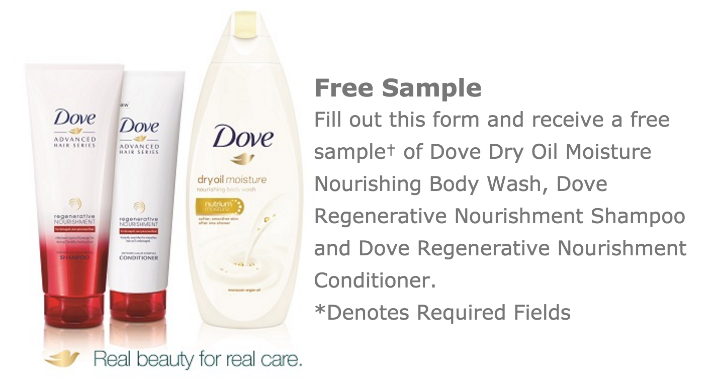 FREE Dove Beauty Bag for Rite Aid shoppers
