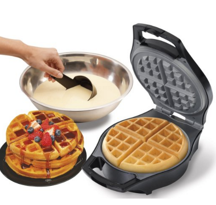 Belgian Waffle Maker for just $11.96!