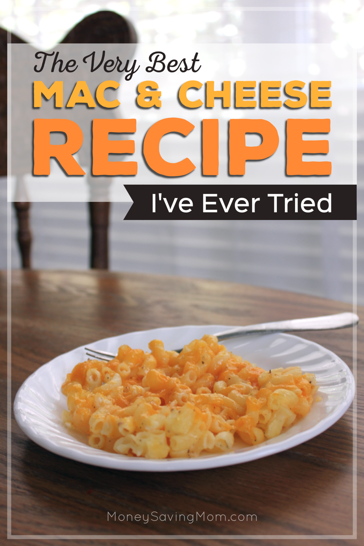 TheVeryBestMac&CheeseRecipeIveEverTasted