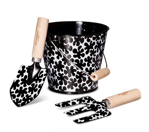 marimekko gardening kit