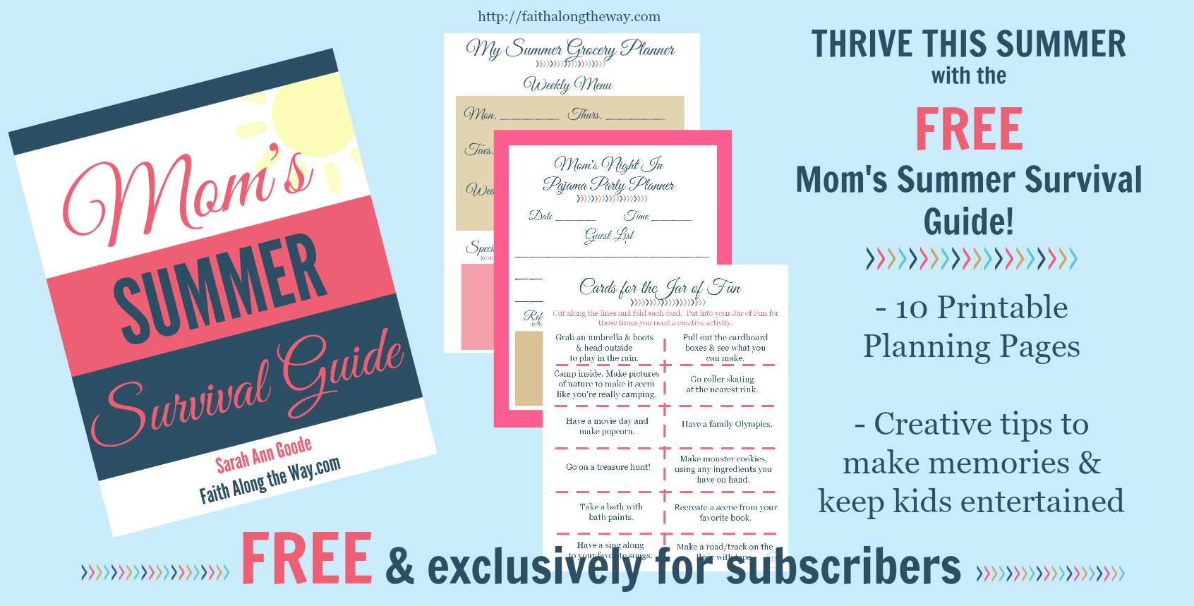 picture about Printable Survival Cards known as Absolutely free Printable Mothers Summer months Survival Lead Funds Preserving