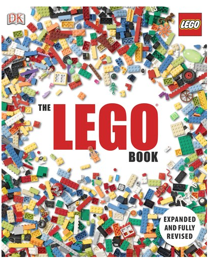 Get The LEGO Book Hardcover for just $11.73 right now!