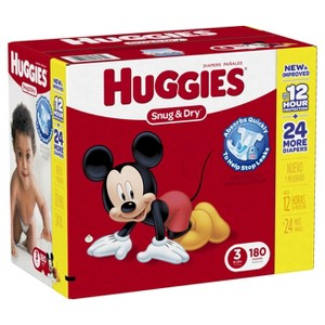 Get a HOT deal on diapers at Target right now -- just $12.31 per box + free wipes!!