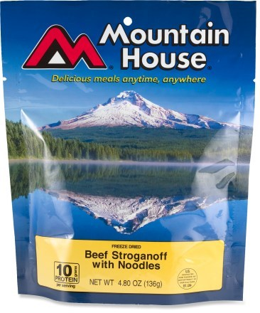 Get a money maker deal on Mountain House Meals at Walmart right now!