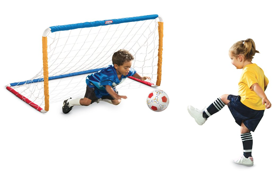 Get the Little Tikes Easy Score Soccer Set for just $23.20!