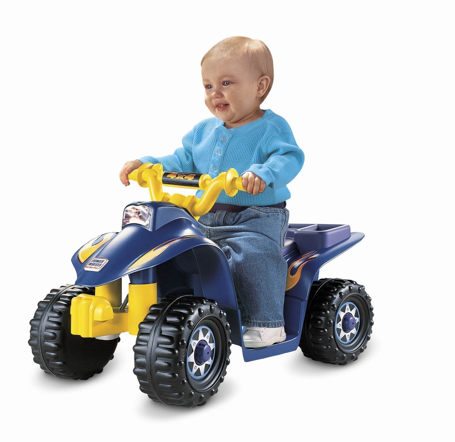 Get up to 40% off Power Wheels toys on Amazon today