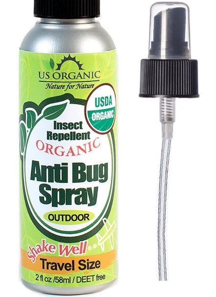 Organic AntiBug Spray