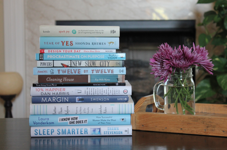 My Top Favorite Time Management Books