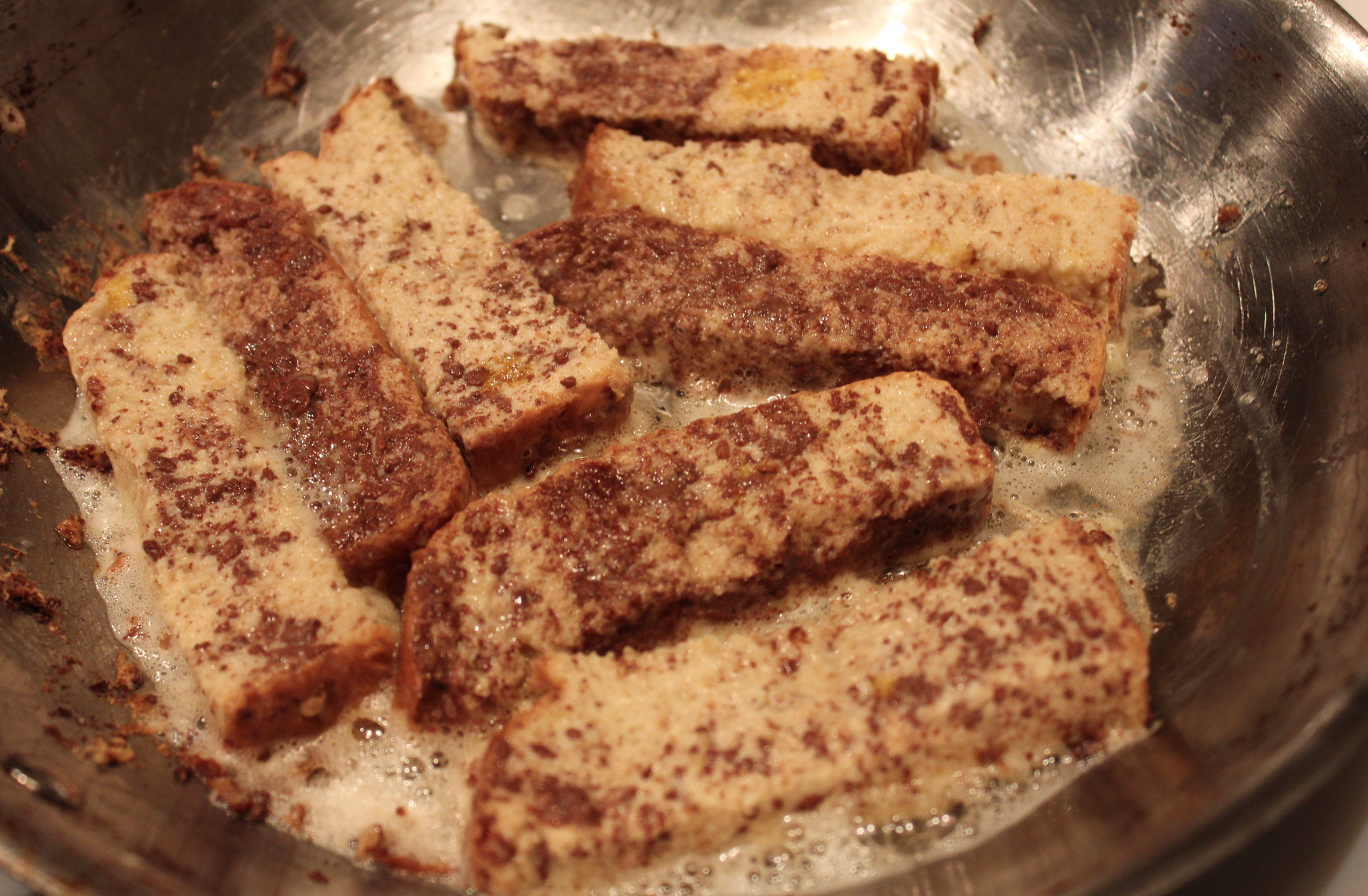 Quick & Easy Homemade French Toast Sticks