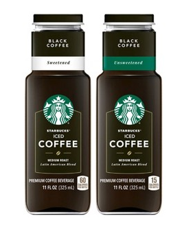 Get free Starbucks Iced Coffee at Target right now!