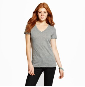 Get a Women's Tank Top or Tee for just $5.40 at Target right now!