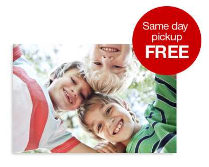 Get a free 8x10 photo print with free in-store pickup at CVS right now!