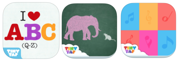 Check out these 40 free TinyTap preschool educational apps today!