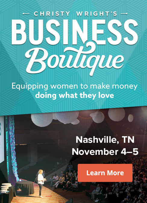 I'm SO excited to announce that the Business Boutique is coming to Nashville!