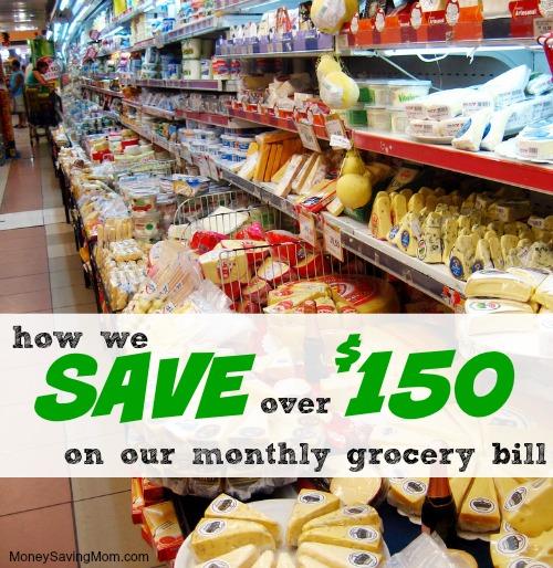 grocery savings