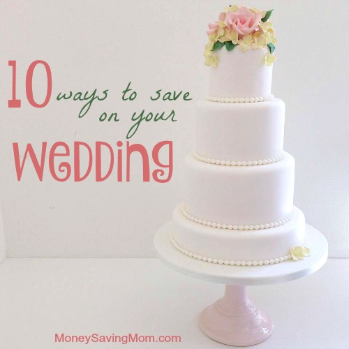 save on your wedding