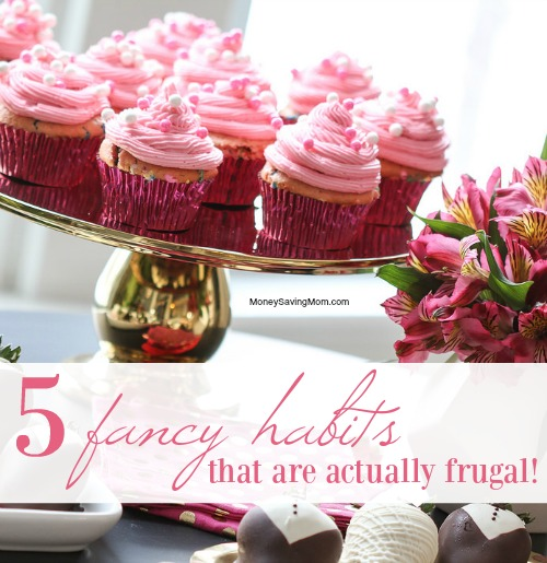 5 Fancy Habits That Are Actually Frugal