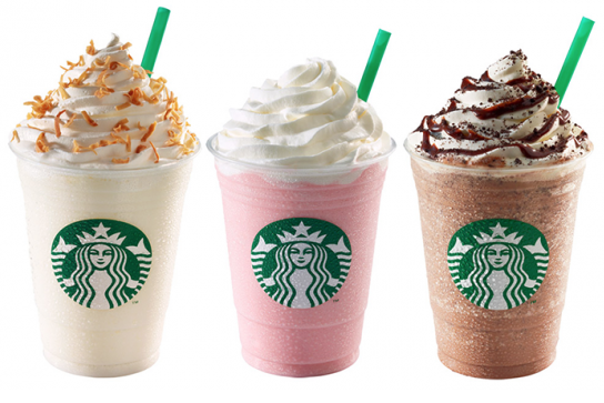 Get any flavor Grande Frappuccino for just $3 at Starbucks from 12 to 3 p.m. starting July 2!