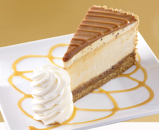 Get half-priced cheesecake on July 29-30, 2016 at Cheesecake Factory!