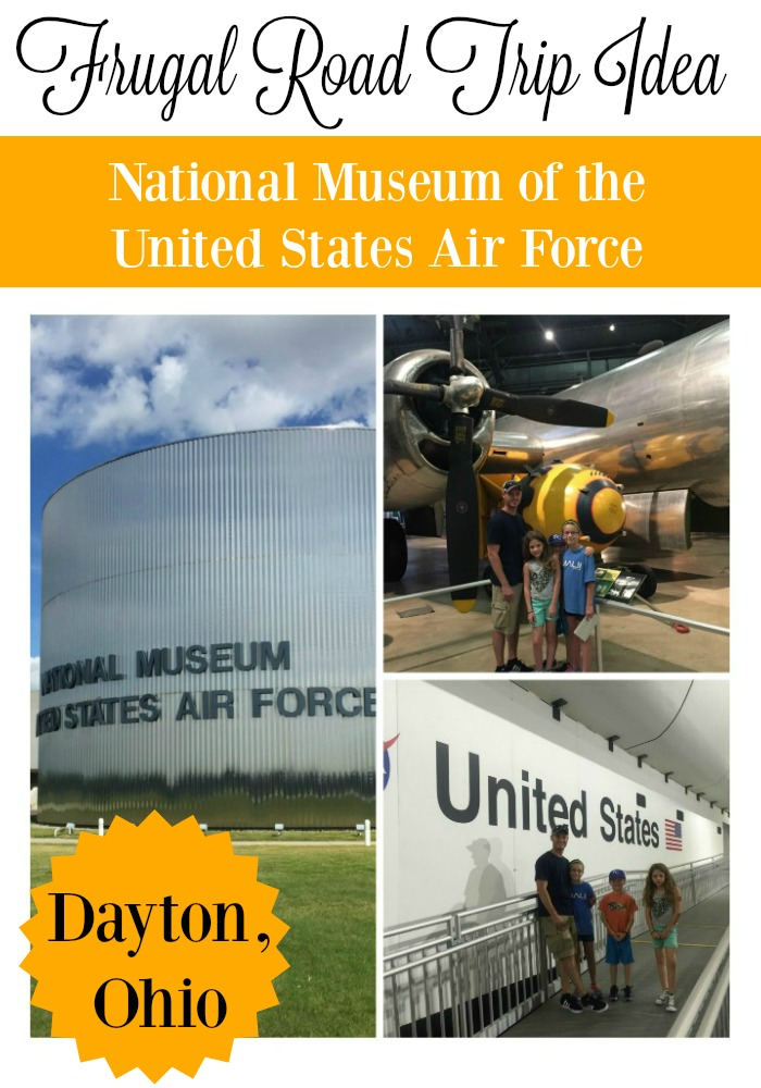 Frugal Road Trip Idea: National Museum of the United States Air Force