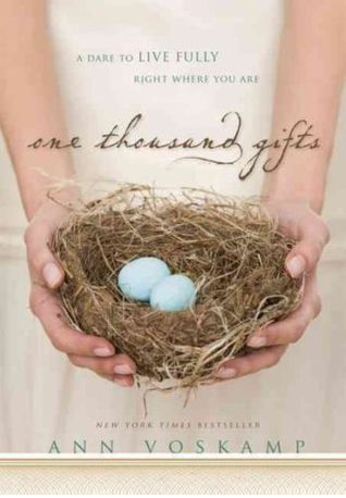 Download One Thousand Gifts by Ann Voskamp for just $1.99!