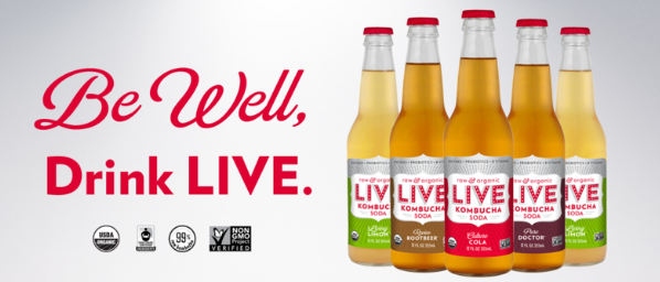 Kombucha Live Buy One, Get One Free coupon