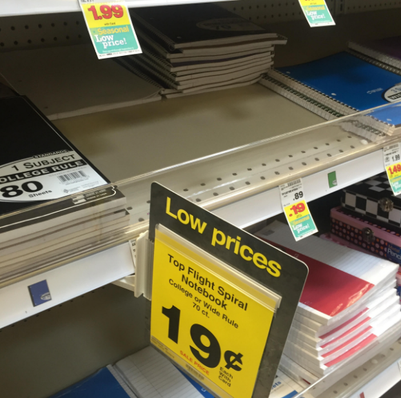 Best Back to School Deals at Kroger