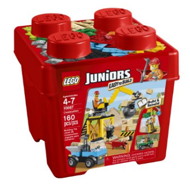 Get this LEGO Juniors Construction Set for just $10.99 right now!
