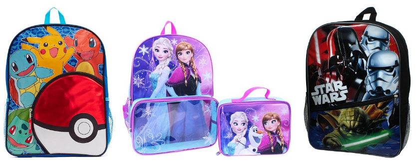 Get kids' backpacks for just $10.49 at Kohl's right now!