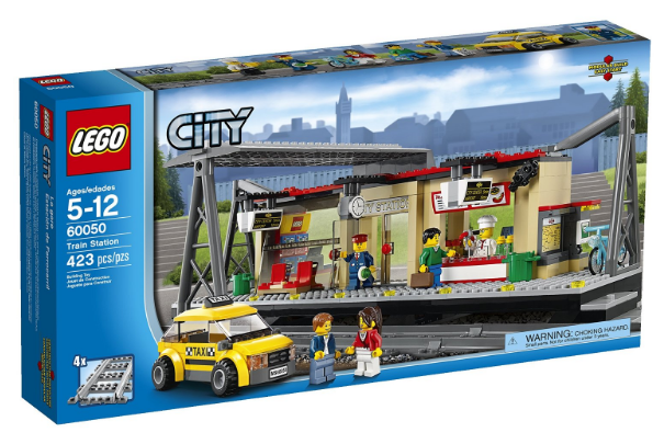 Get the LEGO City Train Set for just $40.98 shipped right now -- the best price ever on record!