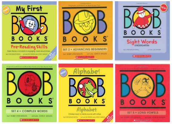 Get Sets of Bob Books as low as $9.32 right now on Amazon!