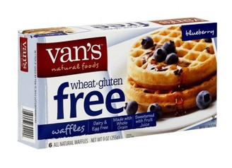 Get free Van's Gluten-Free Waffles at Target this week!